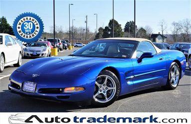 2003 Chevrolet Corvette for Sale in Manassas,  VA