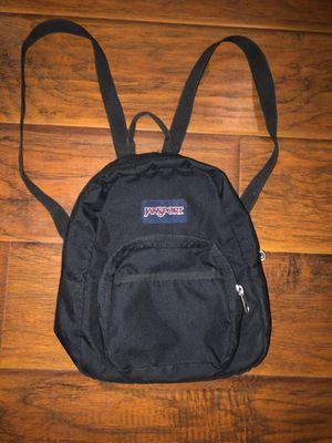 Black Jansport Half Pint Backpack for Sale in Houston, TX