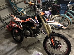 2019 Tao Tao DBX1 140cc dirt bike for Sale in Boynton Beach, FL