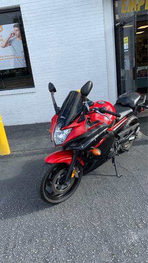2015 Yamaha FZ6R motorcycle for Sale in Longwood, FL