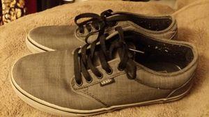 Vans skateting shoes size 9 like new for Sale in Las Vegas, NV