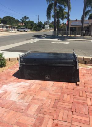Camper shell for a small truck mark down to $400 for Sale in San Marcos, CA