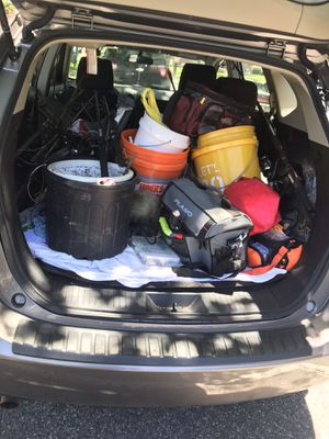 fresh water and salt water fishing gear for Sale in Bridgeport, CT
