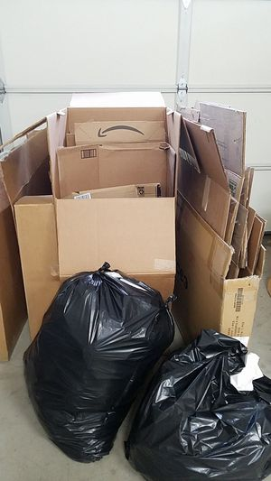 Free Moving boxes for Sale in Prineville, OR