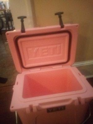 Yeti cooler for Sale in Winston-Salem, NC