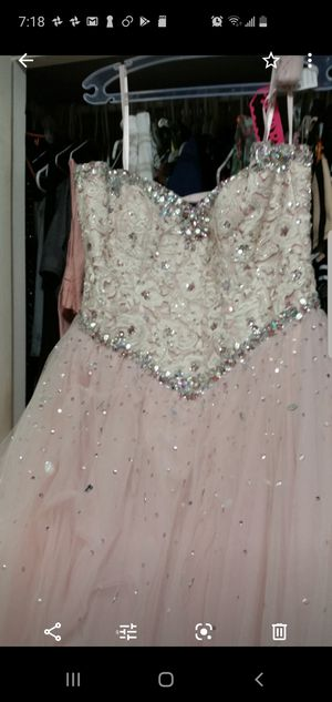 Size 18 prom/wedding dress for Sale in Philadelphia, PA