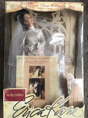 Rare Erica Kane - All My Children collectible figure for Sale in Chicago, IL