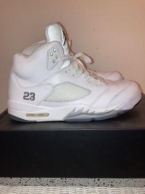 "Air Jordan ""Pure Money"" 5s for Sale in Bellevue, TN"