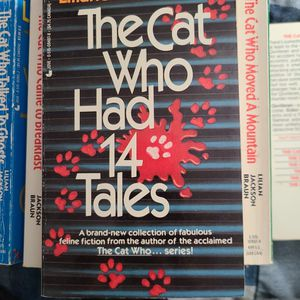 The Cat Who Had 14 Tales Lillian Jackson Braun, Paperback for Sale in Kent, WA