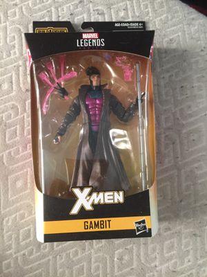 Marvel legends gambit for Sale in Pasadena, TX