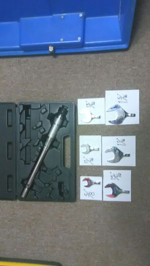 Pro-Set SAE Torque Wrench Kit for Sale in Portland, OR