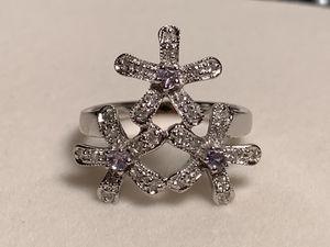 10k White Gold Diamond Ring for Sale in Sterling, VA