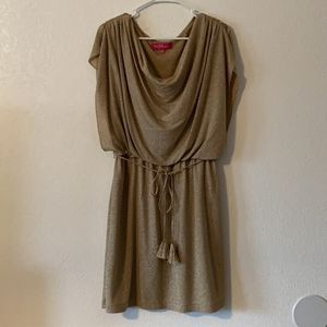 Nine & Co Sparkly Gold Dress for Sale in Oregon City, OR