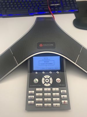 Polycom IP7000 Conference Rm Phone for Sale in Norwalk, CT