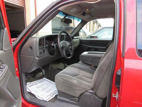 2004 Chevrolet Silverado 1500 Extended Cab