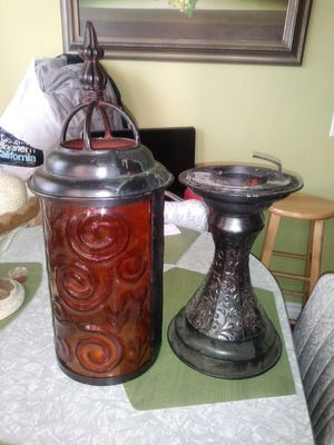 Large candle holder. for Sale in Pomona, CA