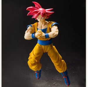 Goku Red Action Figure for Sale in Salinas, CA