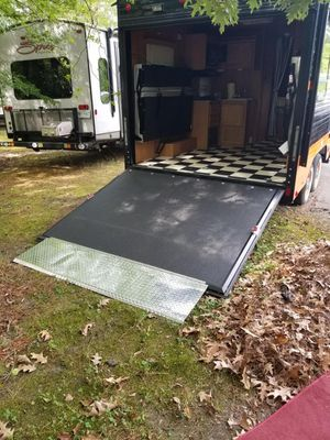 2017 Retro Toyhauler Camper. for Sale in Virginia Beach, VA
