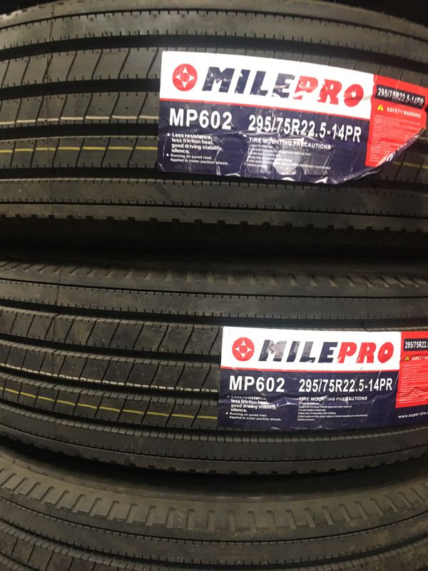 Lowpro Trailer Tire