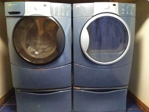 Kenmore elite HE4 washer and dryer for Sale in Manhattan Beach, CA