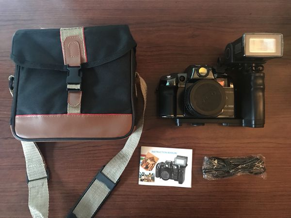 Nikkei 35MM Mortor Drived Camera ( With accessories)