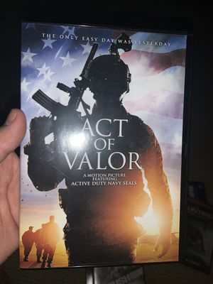 Act of valor dvd for Sale in El Monte, CA