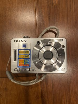 Sony Cybershot DSCW55 Digital Camera for Sale in San Diego, CA