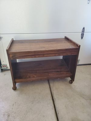 Tv stand / cart on wheels for Sale in Depew, NY