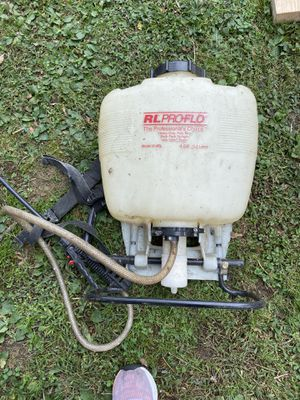 Back pack sprayer for Sale in York, PA