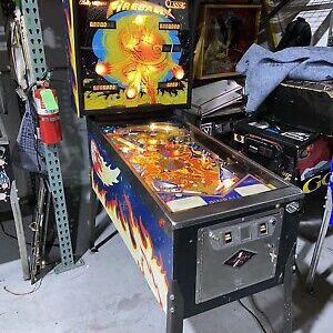 Fireball Classic Pinball Machine Bally Coin Op Arcade for Sale in Fullerton, CA