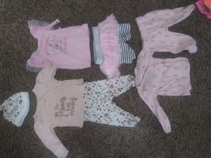 Newborn Girl Bundle( Mostly for summer) for Sale in Macomb, MI