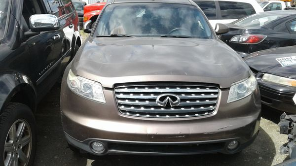 Parting Out - 2003 Infiniti FX45