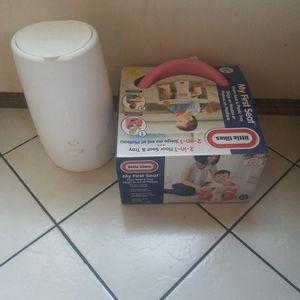 Baby Seat / Mini Diaper Genie for Sale in Norwalk, CA