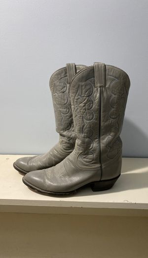 Men's Size 9 1/2 Tony Lama Boots for Sale in Rockville, MD