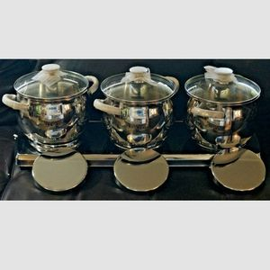 Cuisine-Triple Burner Portable Range for Sale in Fort Lauderdale, FL