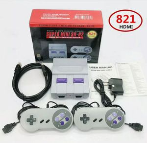 Mini Classic Console With HDMI Output - 821 Built-In Super Nintendo Games for Sale in Los Angeles, CA