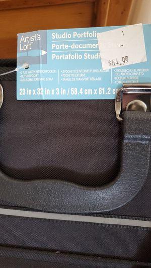 Studio Porfolio Bag for Sale in Arroyo Grande, CA