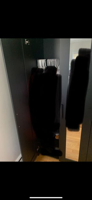 3 door wardrobe for Sale in Lawrence Township, NJ