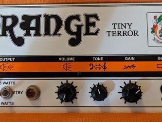 Orange Tiny Terror Combo Full Tube Amp for Sale in Olympia,  WA