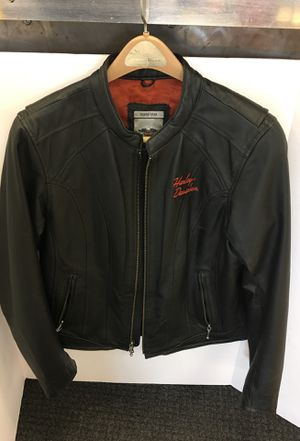 Harley Davidson leather coat for Sale in Denver, CO