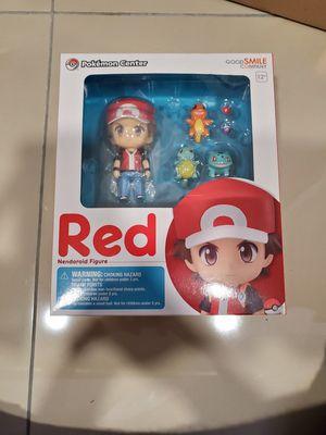 Pokemon Red Nendoroid for Sale in Johnston, RI