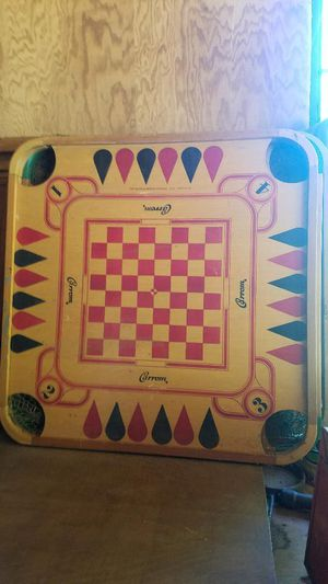 Vintage Carrom Game Boards, $5.00 each for Sale in Cottonwood Shores, TX