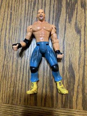 WWE WWF WCW Goldberg action figure for Sale in Bristol, CT