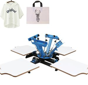 4-Color 1 Station Screen Printing Machine for Sale in Los Angeles, CA