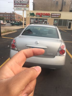 Nissan Altima 2006 clean title needs ecm replacement. for Sale in Chicago, IL