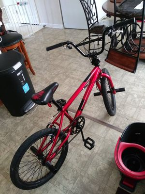 Mongoose bmx bike 20 inch for Sale in Lithonia, GA