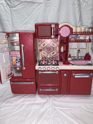 American Girl Doll Kitchen Set for Sale in Cinnaminson, NJ