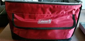 Soft Side Collapsible Carrying Cooler, 30-40 Cans for Sale in MIDDLE CITY WEST, PA