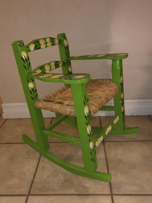 Rocking Chair for Sale in Mission Viejo, CA