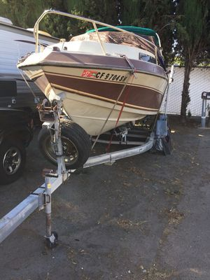 Copies 1986 with 150 hp outboat Jonson for Sale in El Cajon, CA